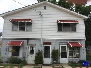 One Bedroom apt. for rent in courtright