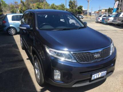 2013 Kia Sorento Si (4x2) 7 Seater SUV Beaconsfield Fremantle Area Preview