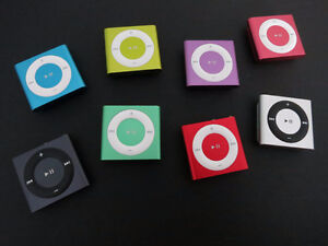 Apple iPod Shuffle - Like new in box - Complete - 2GB