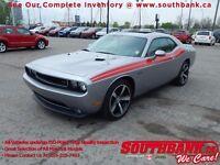 "2014 Dodge Challenger R/T Classic LTHR, ROOF, HTD SEATS, 20"" RIM"
