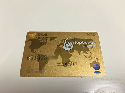Airberlin Topbonus Gold Status Upgrade Oneworld Sapphire online kaufen