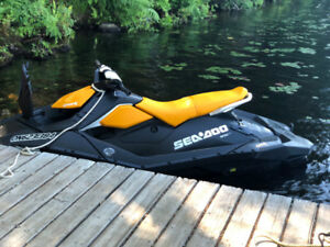 2018 Sea Doo Spark 3-UP w/ convenience package