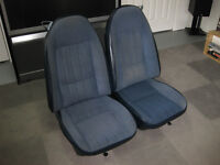 Bancs neuf Camaro Z28 or Trans Am 1980-81 front and rear seats
