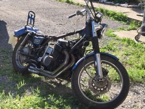 197! HONDA 750 FOUR,PARTS ONLY,NO OWNERSHIP,$350.