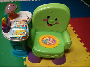 Learning Chair from Fisher Price