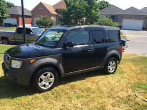 2003 Honda Element - FWD, certified and e-tested- very clean