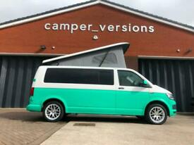 VW T6 Transporter Campervan 2019 | AIR CON | LWB | 4 Berth | 17k miles T5