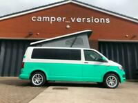 VW T6 Transporter Campervan 2019 | AIR CON | LWB | 4 Berth | 17k miles T5