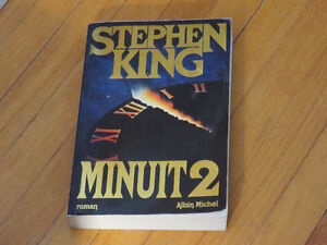 STEPEHEN KING   /  MINUIT 2/ littérature auteur roman