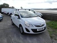 2011 Vauxhall Corsavan 1.3 CDTi EcoFlex. Only 37,000 miles. 1 owner FSH.