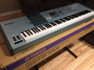Selling Yamaha Motif XS8 Mint Condition (Original Packaging)