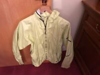 Mountain Hard Wear EPIC Cycle Jacket, yellow, excellent condition