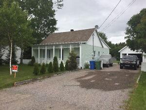 Maison plein pieds a vendre