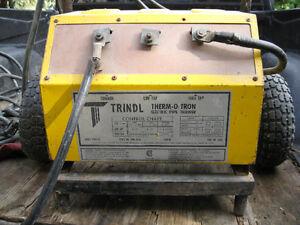 TRINDL   PIPE   THAWER
