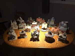 Partylite Collector Houses