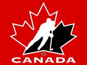 World Junior Team Canada First Row Upper Bowl Tickets Kitchener / Waterloo Kitchener Area image 1