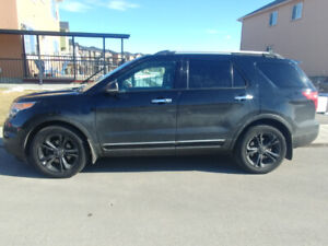 2012 Ford Explorer Limited 2.0L EcoBoost Turbo