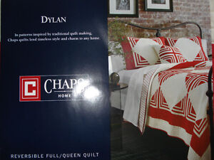 Brand New - Chaps Quilt - Queen Size