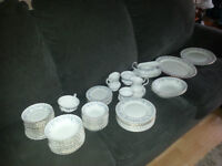 ROYAL ALBERT CHINA (MADE IN ENGLAND)-  Need gone ASAP