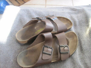 "Genuine Birkenstock ""Arizona"" Unisex Sandals"