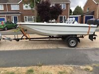 Boat for sale Dell Quay 15ft Dory