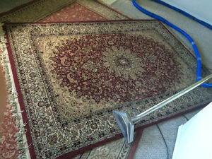 steam carpet cleaning starting from $60 Edmonton Edmonton Area image 6