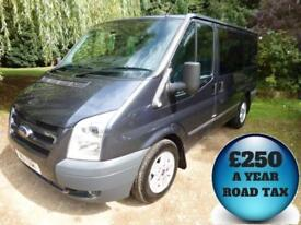2011 Ford Transit 2.2TDCi 115 280S Tourneo (Low Roof) Mini-Bus 9 seater