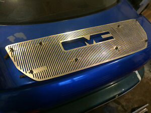 GMC canyon Winter front grille
