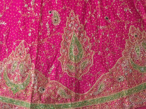 Indian bridal dress from India never worn