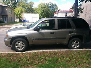 2003 Chevrolet Trailblazer VUS  2 500$ NEGO