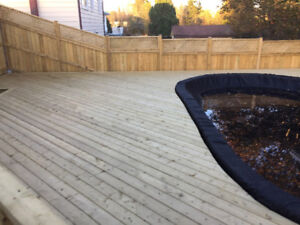 Pro Deck and Fence builders