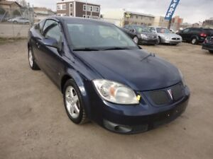 2008 PONTIAC G5 AUTOMATIC 2DR COUPE -4CYL - 2.2L-SUNROOF