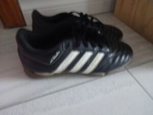 Indoor Soccer Shoes (Adidas) size 4