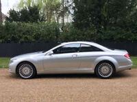 Mercedes-Benz CL 5.5 CL500 2dr
