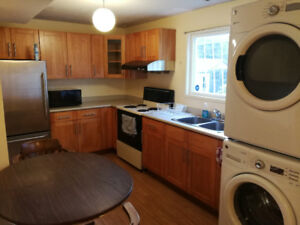 One bedroom in a two bedroom suite near UVic from May to August
