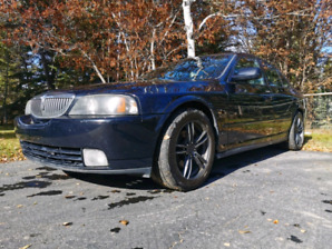 2005 Lincoln LS V8 with summer & winter tires