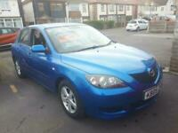 2005 Mazda 3 1.6 TS 5-Door From £,2,195 + Retail Package HATCHBACK Petrol Manual
