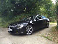 LOOK__BMW 645CI ** MASSIVE SPEC ** £6995 SWAP P/X WELCOME !!!