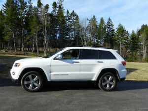 2015 JEEP GRAND CHEROKEE LIMITED, 4WD, NAV, ETC