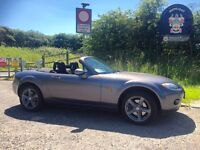 Mazda MX5 - FSH , Low Miles, Excellent condition