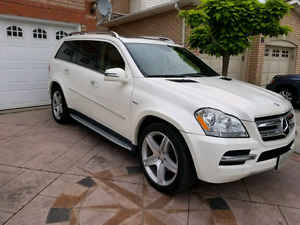 2012 GL350 Bluetec Mercedes-Benz amg