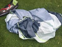 Coleman Instant 10 person tent FLY SHEET only