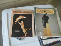 Wood Carving Magazines -  Wildfowl Carving and Chip Chats