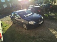 Golf gt tdi 170 6 speed manual fsh three door swap sell