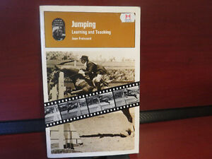 Jumping: Learning and Teaching Paperback – 1977