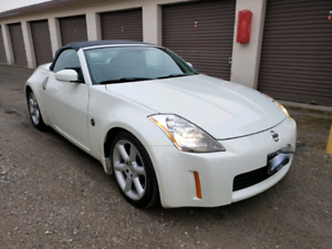Mint condition 350z convertible