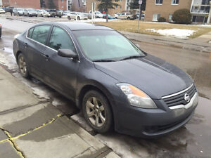 $8,500 · 2008 Nissan Altima, Great condition, Low KMs