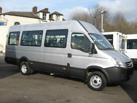 IVECO DAILY 17 SEAT WHEELCHAIR ACCESSIBLE DISABILITY MINIBUS