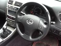 2007 LEXUS IS 220D 220d SE 4dr 2.2 FULL LEATHER FULL HISTORY NICE