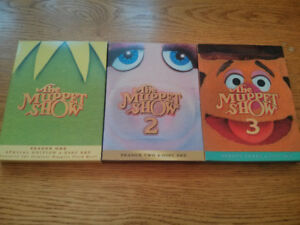 Muppets Special edition DVD collection. Seasons 1 - 3 // $30 obo